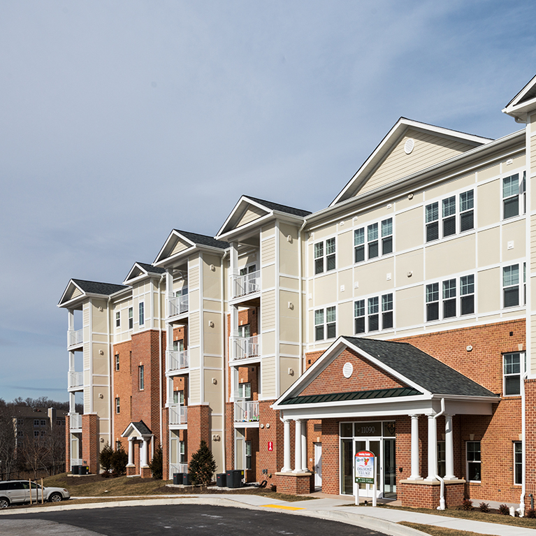 Oakmont Village Apartments in Ellicott City Maryland located in ...