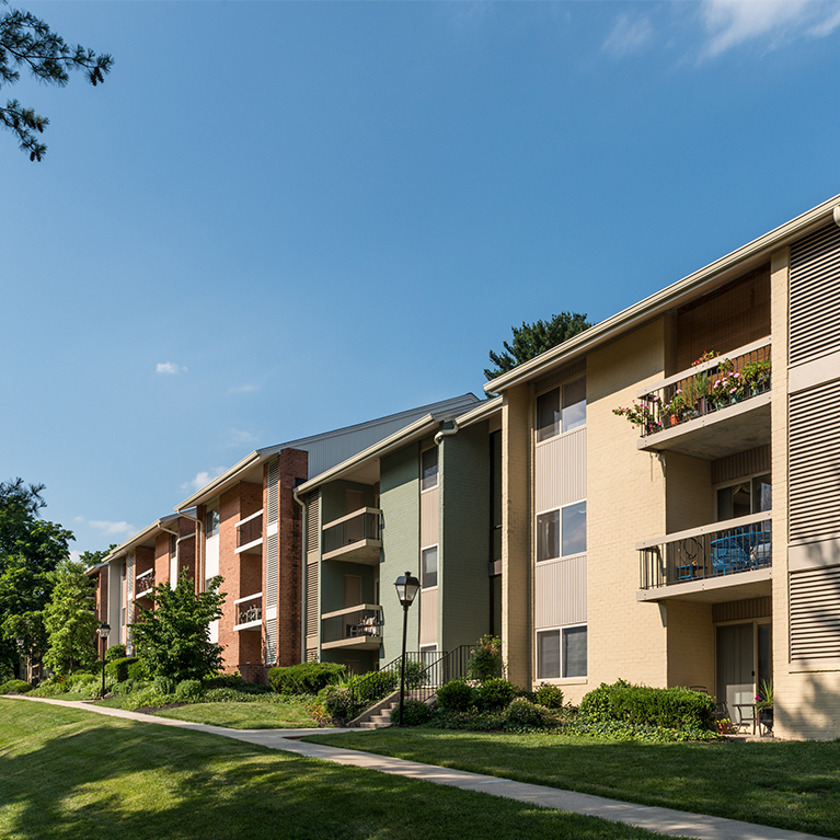 Ruxton Village Apartments in Towson Maryland